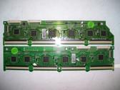LG BUFFER BOARD SET EAX62846502 & EAX62846602 / EBR69839104 & EBR69839204