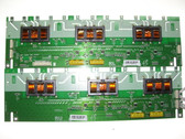 MITSUBISHI LT-52144 LOWER AND UPPER RIGHT INVERTER BOARDS SSI520HB24-RL & SSI520HB24-RU / LJ97-01497A & LJ97-01498A