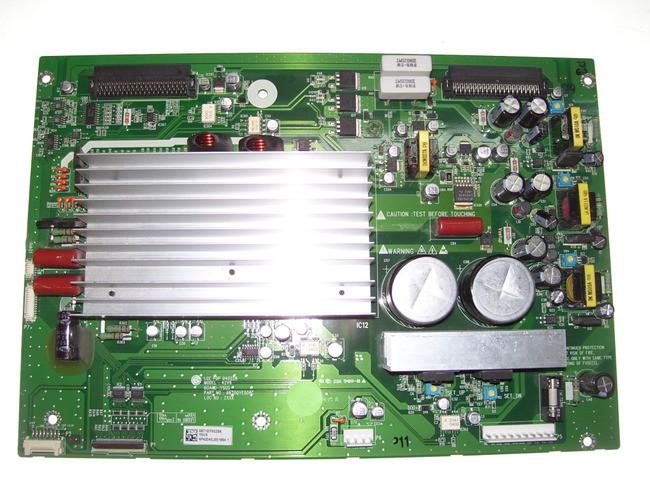 HITACHI Y-SUSTAIN BOARD 6870QYE008C , tv parts , 6871QYH029A