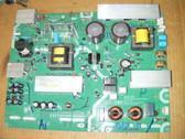 TOSHIBA 46RF350U POWER SUPPLY BOARD PE0365D / V28A00044101 / 75008639