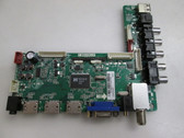 ELEMENT ELEFW605 MAIN BOARD T.MS3393.81 / B14060751