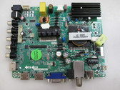 This Hisense 173395 TP.MS3393.PB851 Main BD is used in 40H3E,
