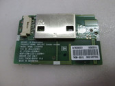 This LG EAT62093301|TWCM-B001D|LGSBW41 Wifi Bluetooth Module is used in 55UB8200-UH. Part Number: EAT62093301, Board Number: TWCM-B001D, LGSBW41. Type: LED/LCD, Wifi Bluetooth Module, 55""