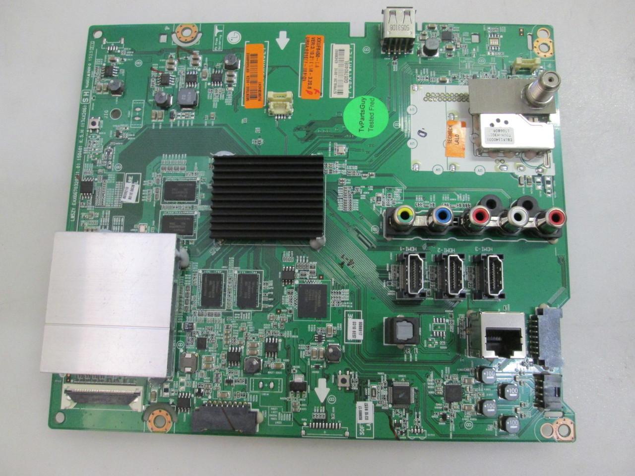 lg ebt64048902 eax66703202(1 0) 55uf6450-ua main board