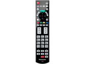 PANASONIC REMOTE CONTROL FOR PLASMA TV   N2QAYB000862