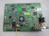 This Sylvania A71A1UH|BA71F0G04012 Digital BD is used in LC260SC8. Part Number: A71A1UH, Board Number: BA71F0G04012. Type: LCD, Digital Board, 26""