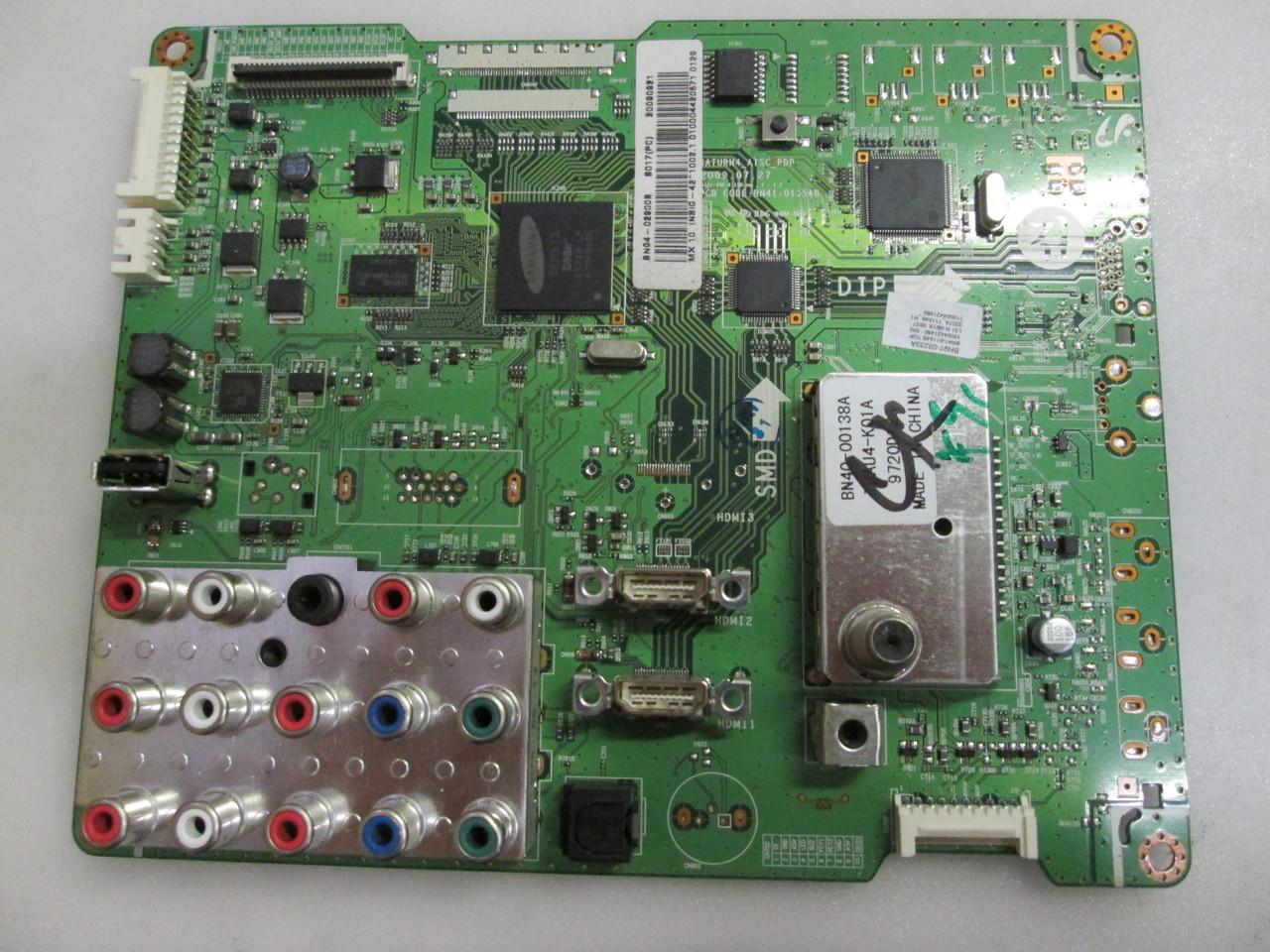 insignia bn94-02900b bn41-01154b ns-p42q-10a main board