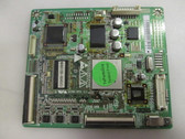 This Fujitsu ND60100-004503|ND25001-D051 Logic BD is used in P42HHA40US. Part Number: ND60100-004503, Board Number: ND25001-D051. Type: Plasma, Logic Board, 42""
