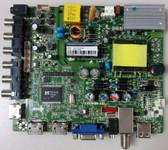 Seiki 34011108 / 3BJ2571 Main Board / Power Supply SE32HY10