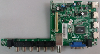 HITACHI, LE55G508, MAIN BOARD, 918A4W8, JUC.820.00095793