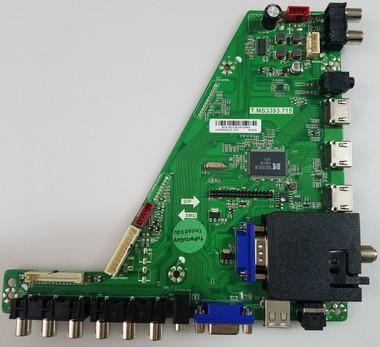 SCEPTRE, E555BV-FMQC, MAIN BOARD, B14100129, T.MS3393.715