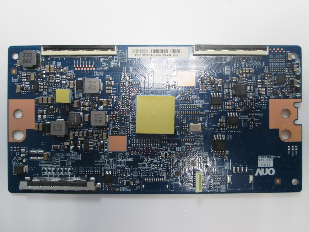 SONY KDL-55W800C T-CON BOARD T550HVN08 4 , tv parts , 55T23