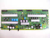 "This Panasonic TNPA4658AB X-Sus is used in TH-46PZ80UA. Part Number: TNPA4658AB. Type: Plasma, X-Sustain Board, 46"""