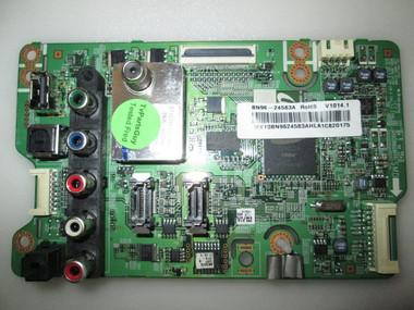 """TV PLASMA 43"""" ,SAMSUNG, PN43E450A1FXZA, MAIN BOARD, BN96-24583A, BN41-01799B"""