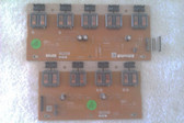 "TV LCD 37"" ,SHARP, LC-37D40U, INVERTER BOARD SET , RUNTKA216WJZZ/RUNTKA217WJZZ, IM3826-17IM3826-2"