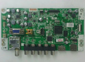 "TV LCD 32"" ,SYLVANIA, LC-320SS2 TH1, DIGITAL BOARD, A17F2-MMA001-DM, BA17F1G04011"
