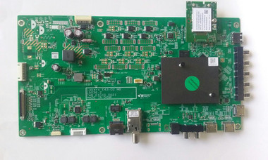 """TV LED 43"""" ,VIZIO, E43-D2, MAIN BOARD, 755.01G01.0003, 748.01G10.0021"""