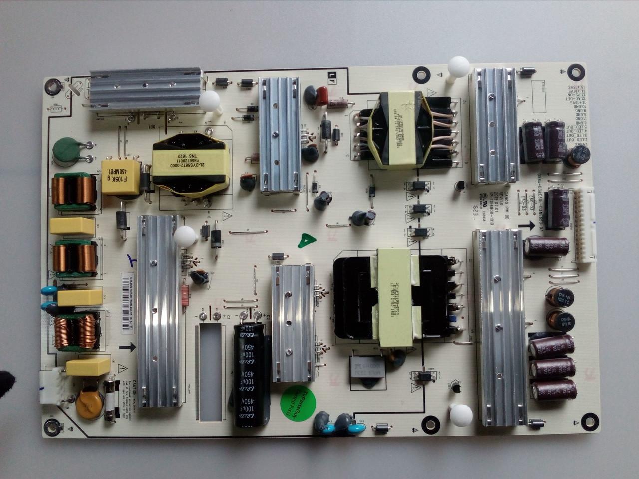 Vizio E60-E3 Power Supply board 1P-1156800-1010 / 09
