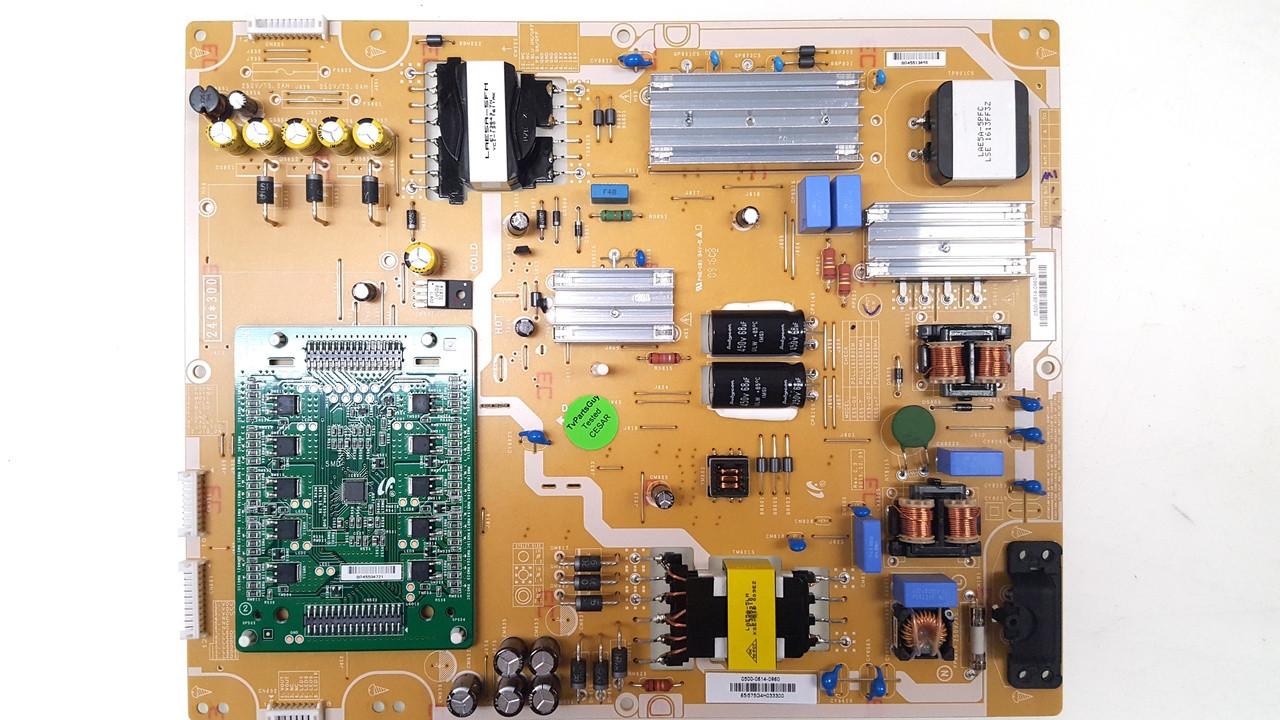 Vizio E55-D0 Power Supply board PSLL161B05M / 0500