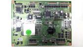 PIONEER PDP6100HD MAIN LOGIC CONTROL BOARD NPC1-51035 / PKG61C2C1