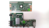 JVC LT-55UE76 Main board & Tcon board set MS34580-ZC01-01 / LJ94-34026A