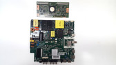 AVERA 55EQX10 MAIN BOARD / POWER SUPPLY & TCON BOARD SET TP.MS3458.PC757 / H16102373 & 16Y_BGU13TSTLTA4V0.2 / LJ94-38081C