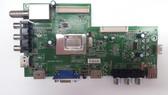 QUASAR SQ4001 MAIN BOARD MS33930-ZC01-01/ 2F5R001D40