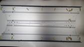"Sharp / Vizio 80"" LED Light set in metal casing 5320ZZ / 7030PKG 56EA A/B TYPE 20121220"