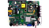 SEIKI SE32HYT MAIN BOARD / POWER SUPPLY BOARD ST6308RTU-AP1