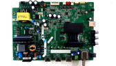 TCL 32S3800 MAIN BOARD / POWER SUPPLY 40-UX38M0-MAD2HG / V8-UX38001-LF1V025
