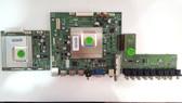 NUVISION NVU32L MAIN BOARD & AV INPUT DM_927NA VER. 1