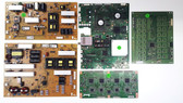 SONY XBR-65X850A REPAIR KIT POWER SUPPLY / SUB POWER SUPPLY / MAIN BOARD / TCON BOARD & LED DRIVER 1-474-518-11 / 1-474-516-11 / A2042485A / 5565T12C03 / ST650YL-32M01