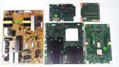 SONY XBR-65X800B REPAIR KIT POWER SUPPLY / MAIN BOARD / TUS BOARD / TCON BOARD / LED DRIVER 1-474-595-11 / A2076444A / A2063361B / 6871L-3605E / 14STO16S-B01