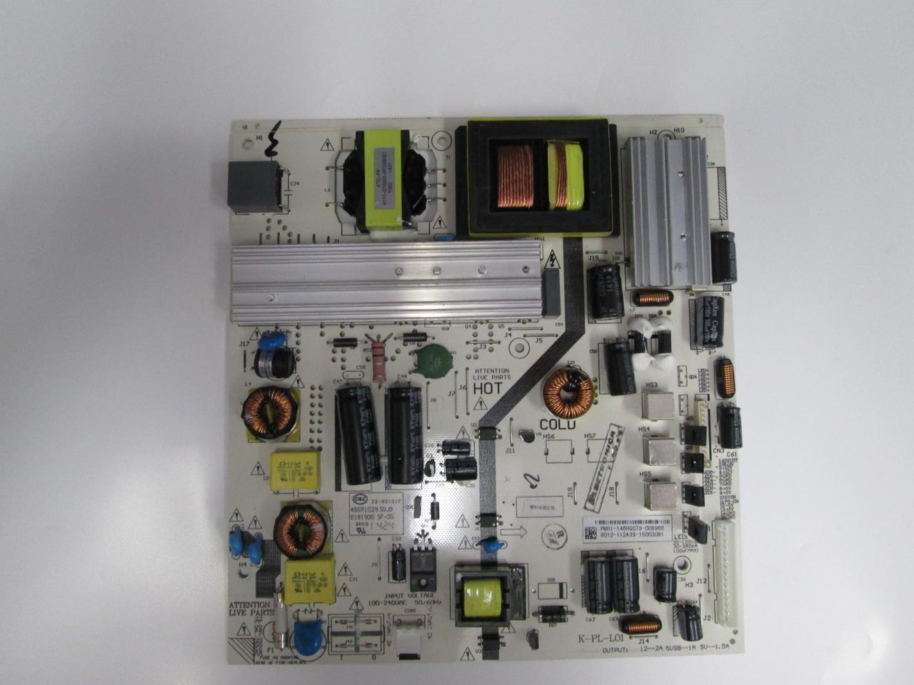 Sceptre E505BV-FMQK Power Supply board K-PL-L01