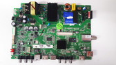Hitachi LE43M4S9 Main board / Power Supply board 40-MS08FP-MAC2HG / SVSMS08F09-MA200AA