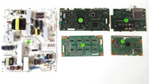 Sony KDL-70W850B Power Supply / Main / TUS board / Tcon board / LED Driver KIT