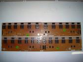 LG 52LG50 Inverter Board set RDENC2542TPZZ & RDENC2543TPZZ & RDENC2544TPZZ (Chipped Corner) & RDENC2545TPZZ
