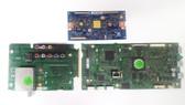 Sony KDL-55W800B Main board / TUS board / Tcon board set A1998266B & A2063361A & 5555T16C01