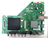 Hitachi LU55V809 Main board T.MS3458.U751 / A15127015 .