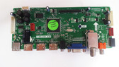Apex LE4643T Main board T.MS3391.A3B / L12110310  .