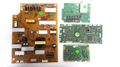 Sony KDL-60W610B Repair Kit Power Supply / Main board / TUS Board / Tcon board 1-474-586-12 / A2037451D / A2063361B / RUNTK5475TP