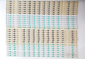 Sharp LC-70LE732U LED Light strips Complete set of 28 RUNTK4867TPZZ / RUNTK4868TPZZ / RUNTK4869TPZZ/ RUNTK4870TPZZ