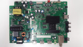 TCL 32S3750 Main board / Power Supply board 40-UX38M0-MAD2HG / V8-UX38001-LF1V030