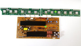 LG 60PH6700 Y-Sustain board & Buffer boards set EBR75455701 / EBR75458001 / EBR75470001