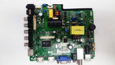 Element ELEFW328B Main board / Power Supply board TP.MS3393.PB818 / 34014386