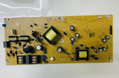 Emerson LF503EM7F Power Supply board BA6AU0F0102 1 / A6AU0MPW / A6AU0LMPW