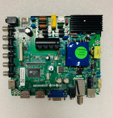 Hitachi 42K3 Main board TP.MS3393.PB801 / 50043393B02110