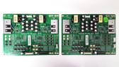 Vizio M75-E1 LED Driver Set 715G8548-P01-000-004Y / LNTVGT38ZXAG8 & LNTVGT38ZXAH1