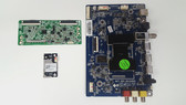 Hitachi 50R5 Main board & Tcon board set JUC7.820.00163505 / JUC7.820.00157618 / 999G6QX0