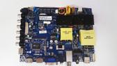 JVC LT-55EM76 Main board / Power Supply board CV3393BH-B50 / 65H0905